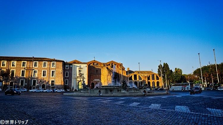 共和国広場(Piazza della Repubblica)