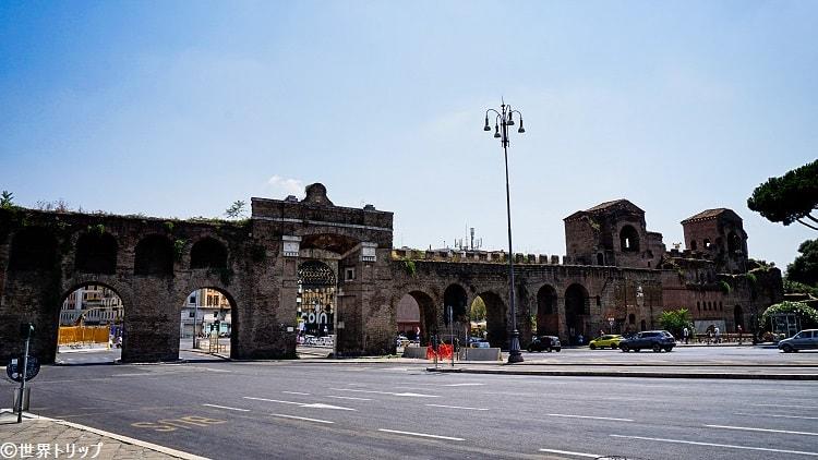 サン・ジョヴァンニ橋(Porta San Giovanni)