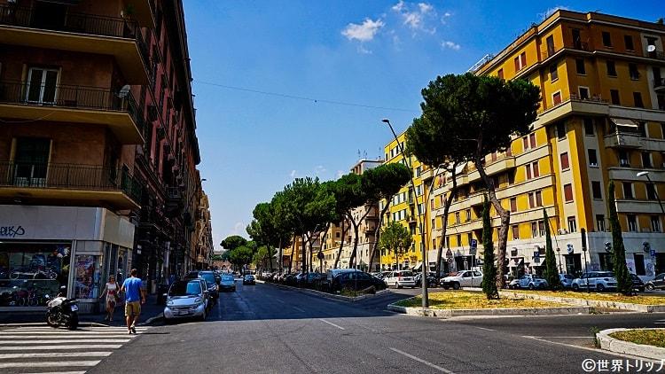 アッピア・ヌオーヴァ通り(Via Appia Nuova)