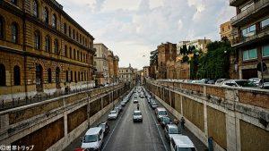アンニバルディ通り(Via degli Annibaldi)