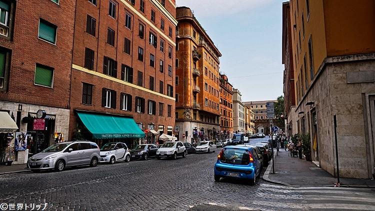 マスケリーノ通り(Via del Mascherino)