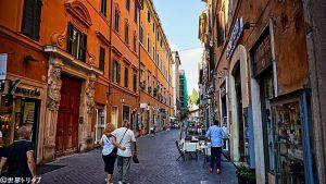 クローチェ通り(Via della Croce)