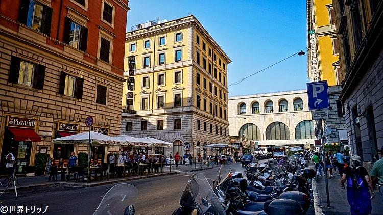 ジョベルティ通り(Via Gioberti)