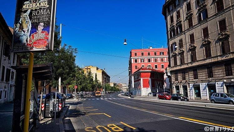 ラビカナ通り(Via Labicana)