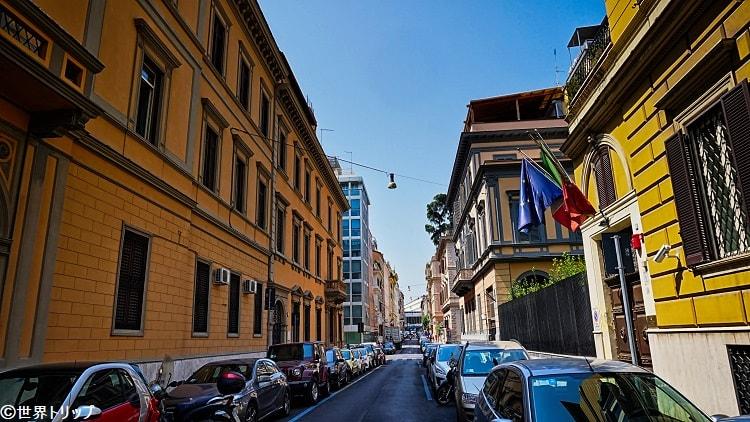 マルゲラ通り(Via Marghera)