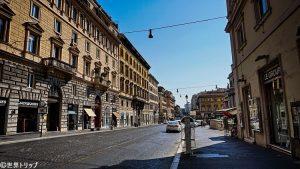 ナツィオナーレ通り(Via Nazionale)