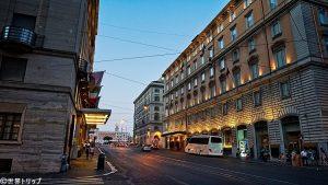 カヴール通り(Via Cavour)
