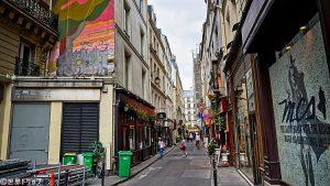 グレゴワール・ド・トゥール通り(Rue Grégoire de Tours)