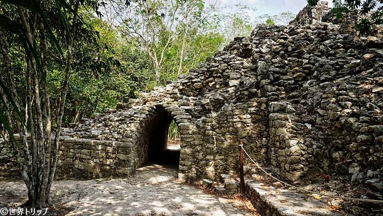 コバ遺跡(Ruinas de Coba)