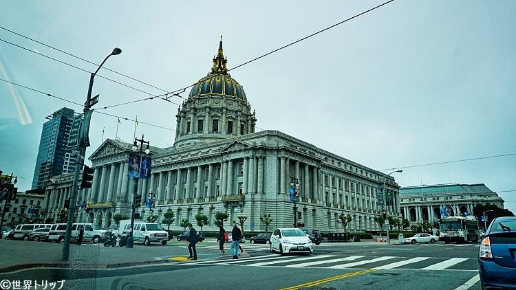 サンフランシスコ市庁舎(San Francisco City Hall)