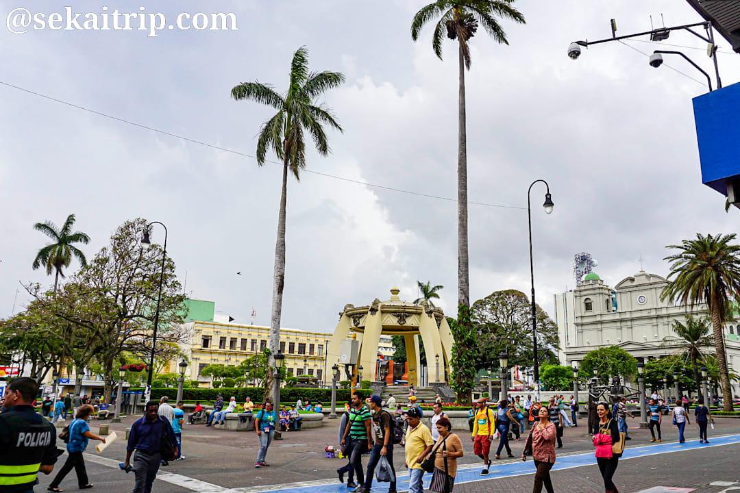 中央公園(Parque Central)