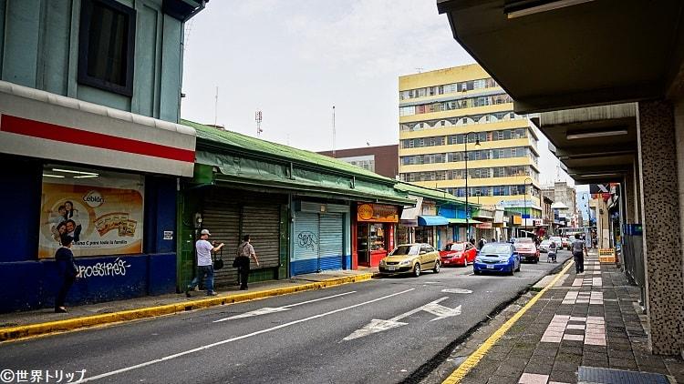 1通り(Calle1)