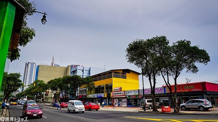 コロン通り(Paseo Colón)