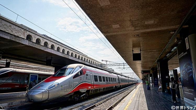 テルミニ駅(Stazione di Roma Termini)のホーム