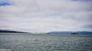 ゴールデン・ゲート・ブリッジとアルカトラズ島