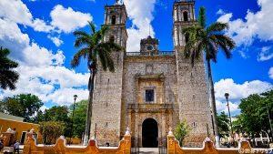 バヤドリド(Valladolid)にあるサン・ガーバサイオ教会