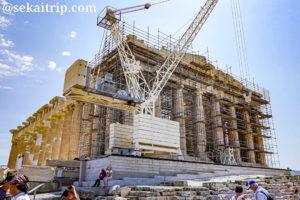 パルテノン神殿(Parthenon)