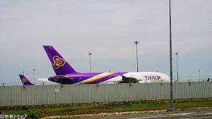 タイ航空の航空機