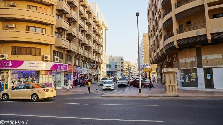 アル・ラッファ・ストリート(Al Raffa Street)