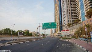 アル・スフォアウ・ロード(Al Sufouh Road)