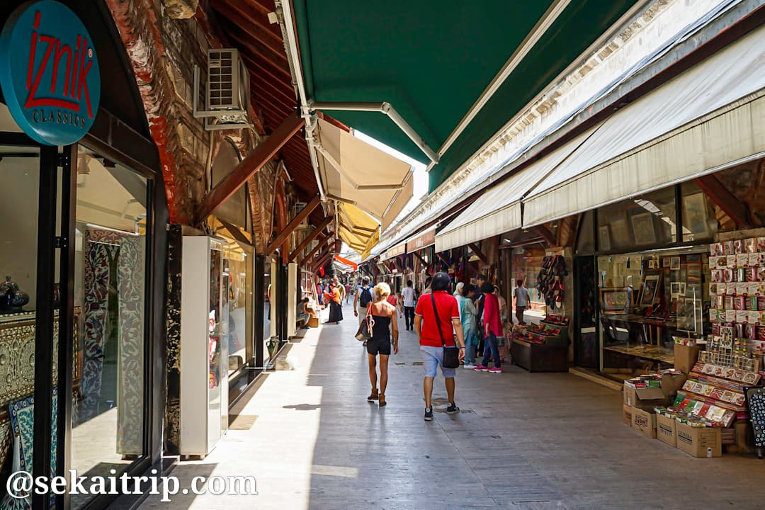 アラスタ・バザール(Arasta Bazaar)
