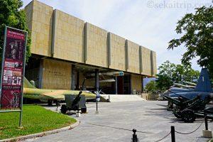 アテネ戦争博物館