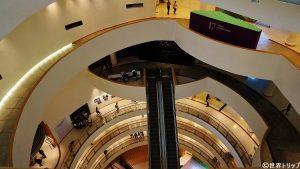 バンコク芸術文化センター内