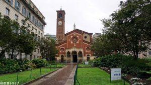 サン・エウフェミア教会(Basilica di Sant'Eufemia)