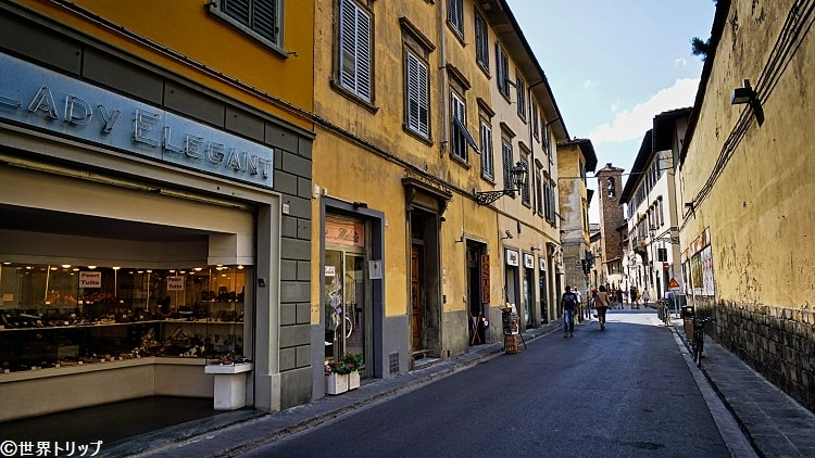 ボルゴ・ラ・クローチェ(Borgo la Croce)