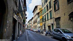 ボルゴ・サン・フレディアーノ(Borgo San Frediano)