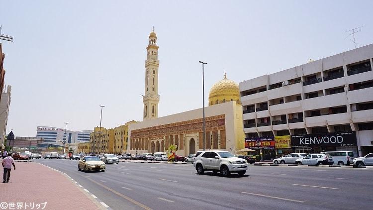 ブルジュマン・モスク(Burjuman Mosque)