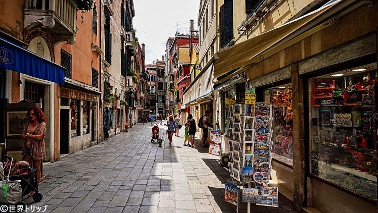 ボテリ通り(Calle dei Boteri)
