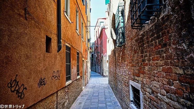 オルビ通り(Calle dei Orbi)