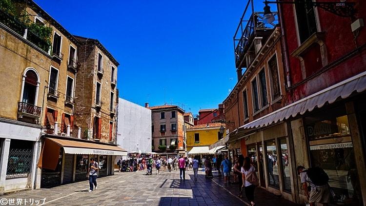 ピスター通り(Calle del Pistor)