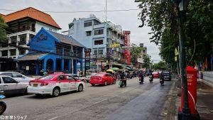 チャクラボン通り(Chakrabongse Road)