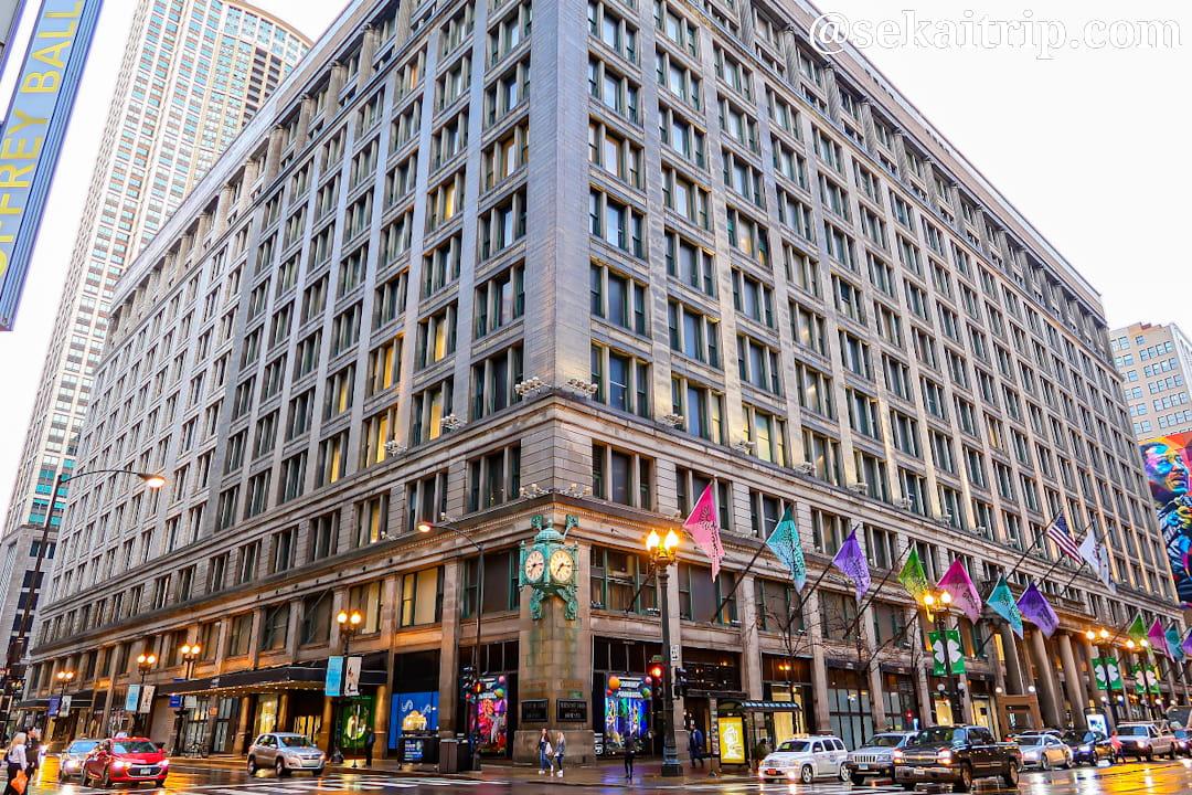 メイシーズ(Macy's)のシカゴ店