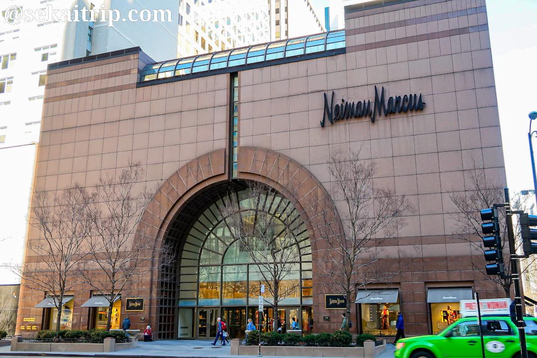 ニーマン・マーカス(Neiman Marcus)のシカゴ店