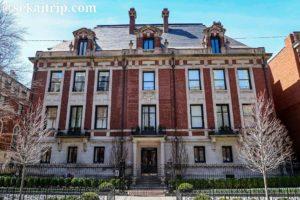 シカゴのオリジナル・プレイボーイ・マンション(Original Playboy Mansion)