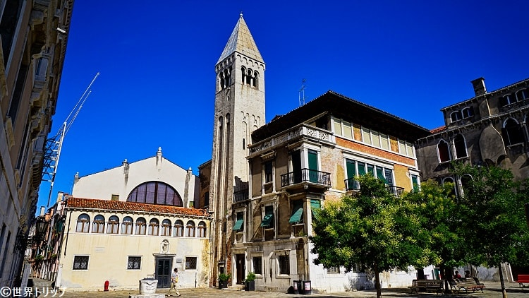 サン・サムエレ教会(Chiesa di San Samuele)