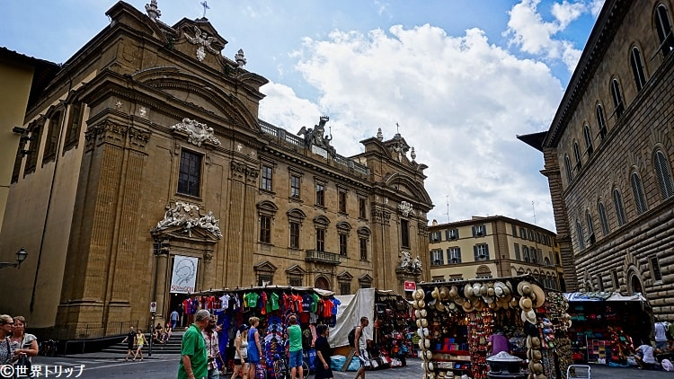 Complesso di San Firenze(教会などの複合体)
