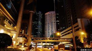 5つ星ホテル「コンラッド香港(Conrad Hong Kong)」
