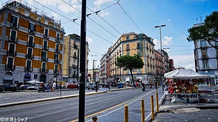 ジュゼッペ・ガルバルディ通り(Corso Giuseppe Garibaldi)