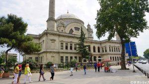 ドルマバフチェ・モスク(Dolmabahçe Camii)