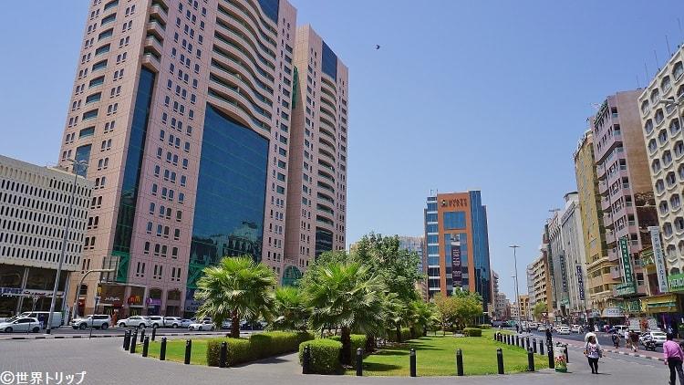 バニヤス・スクエア(Baniyas Square)