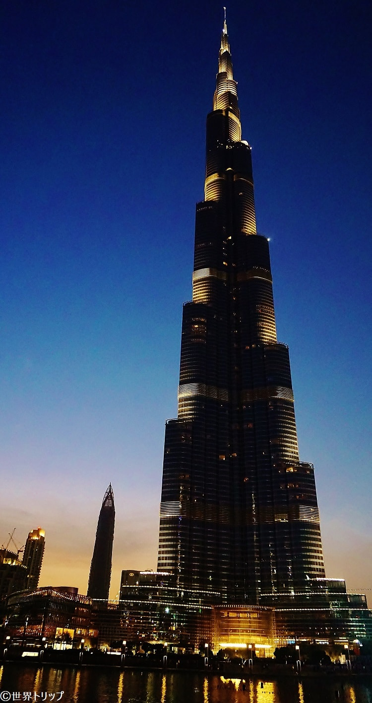 ブルジュ・ハリファ(Burj Khalifa)