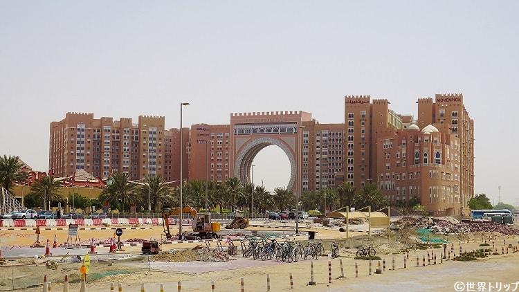 イブン・バトゥータ・ゲート(Ibn Battuta Gate)