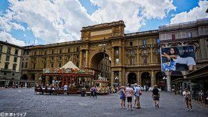 レプッブリカ広場(Piazza della Repubblica)