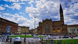 スタツィオーネ広場(Piazza della Stazione)