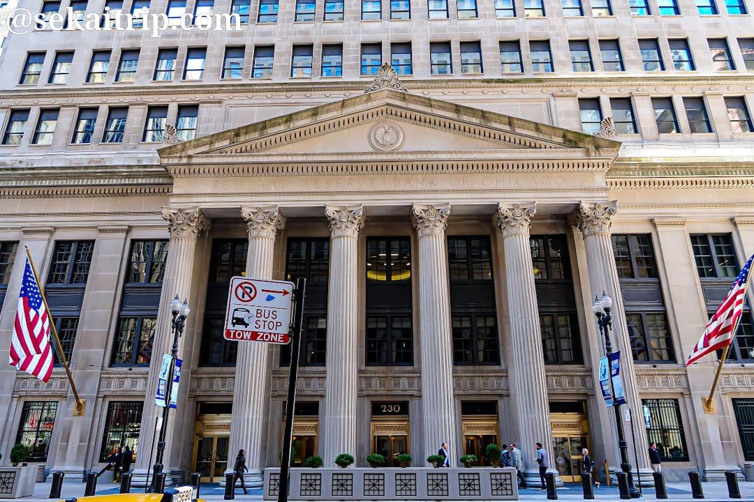 シカゴ連邦準備銀行のマネー・ミュージアム