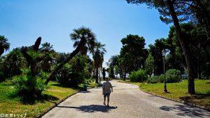 モロジリオ庭園(Giardini del Molosiglio)